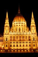 Budapest Parliament by eugene-dune