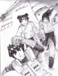 Team Gai without Gai by PInoy01