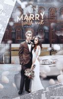 Marry With Me [wattpad book cover] by xjowey02