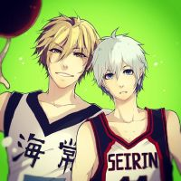 KnB : Friends! by lehannaa