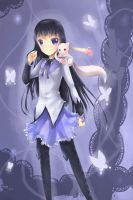 .:Homura:. by Pixiescout
