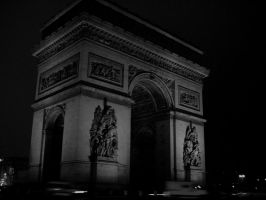 Arc de triomphe by NiceMatth