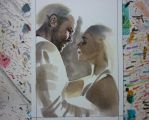 Daenerys and Jorah-WIP by DavidDeb