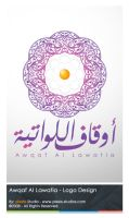 Awqaf Al Lawatia - Logo Design by imadesign