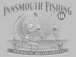 Innsmouth Fishing Co. by scumbugg