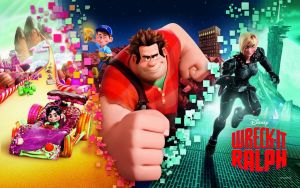 Wreck It Ralph Box Office Sucess by EspioArtwork31