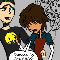 Duncan is mine by ickybickyboo