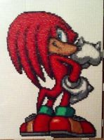 Knuckles (Mini-Beads) by FTWBAmanojaku