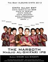 The Marboth Al Ghifari IPB 2012 by ulya27