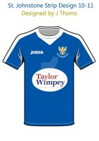 St. Johnstone Home collar by BackwardsAngel
