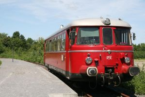 Special trip by Budeltier