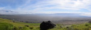View From Kohala Highlands by discoinferno84
