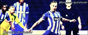 Ricardo Quaresma by DJalc98Star