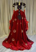 Queen Amidala's senat gown 2 by azdaja