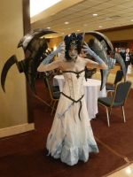 Anime Los Angeles 2015 League of Legends Morgana by Demon-Lord-Cosplay