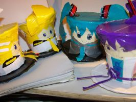 Duct Tape Vocaloid Gang 2 by Mitsukai-freak-527