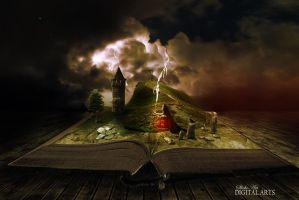 book2-The ravens eye by SlichoArt