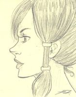 Korra - Sketch by love4me