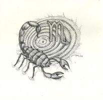 Scorpio by carriephlyons