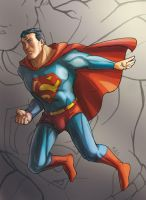 Superman02 by lastbeach