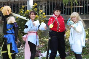 Tales of Symphonia by Aether-Shadow