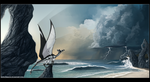 .:The incomming storm:. by DoruDragon