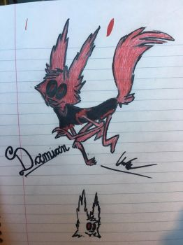 Damian Zoophobia by Ripstud1