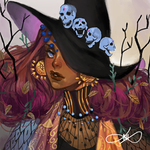 witch by Afternoontm