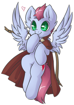 Commission - Cupidpone by Sapphfyr