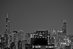 Black and White in Chicago by deacondm7