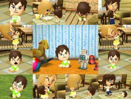 Tomodachi Life - Baby Benjamin #2 by Megalomaniacaly