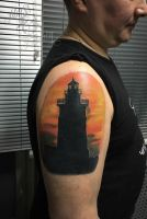 Lighthouse by ABYSS-TAT-2S