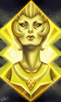 ~Yellow Diamond~ by Ayato-Inverse