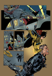 Batgirl page by ThiagoBColors