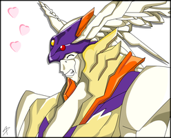 I Love RahXephon by Resak