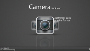 Camera Icon by Deiz787