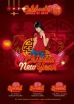 Flyer Celebrate Chinese New Year 2014 by n2n44