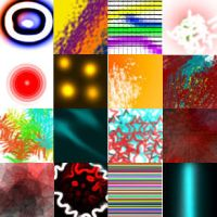 Compilation of small images by mustash2003