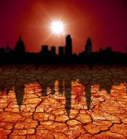 Climate change by Swanhill