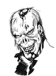 Zombie Head 2 by PunkMonkeyStudios