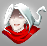 .: Human Ghosty :. by IronicalGhosty