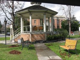 Gilmore Girls' Gazeebo by AvatarWolfman