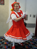 Dr. Mack Foxx as Card Captor Sakura- Youmacon 2013 by DrMackFoxx