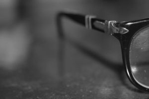 My glasses by Tommaso93