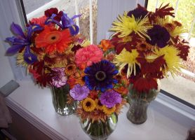 Flowers For Stacy - Oct '12 by Treyos