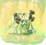 Kissing A Princess by Elera