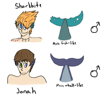 Quick Sharkbite and Jonah Refs by Spychedelic