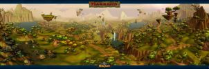 WoW - Nagrand by mchenry