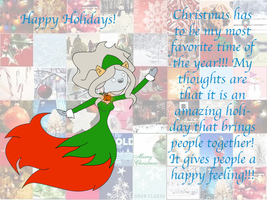 Question 17: I Simply Adore Christmas by ChloeCorp
