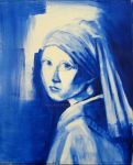 Girl with the pearl earring by KaLa89